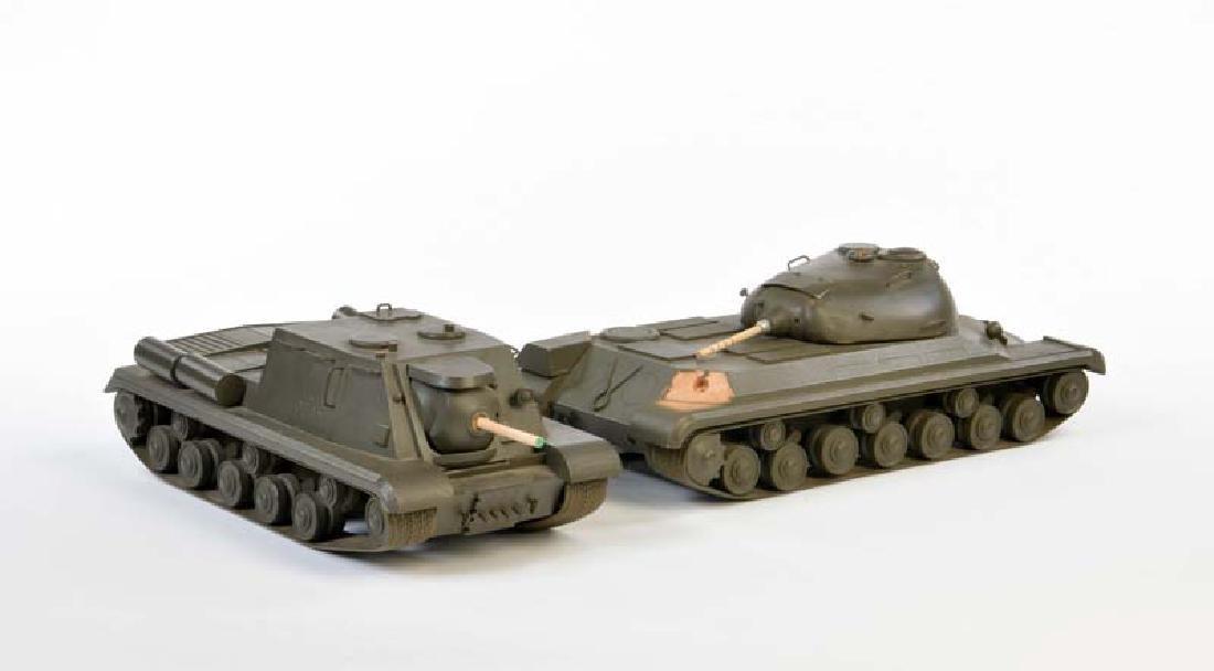 Holz Mechanik GmbH, 2  NVA Panzer