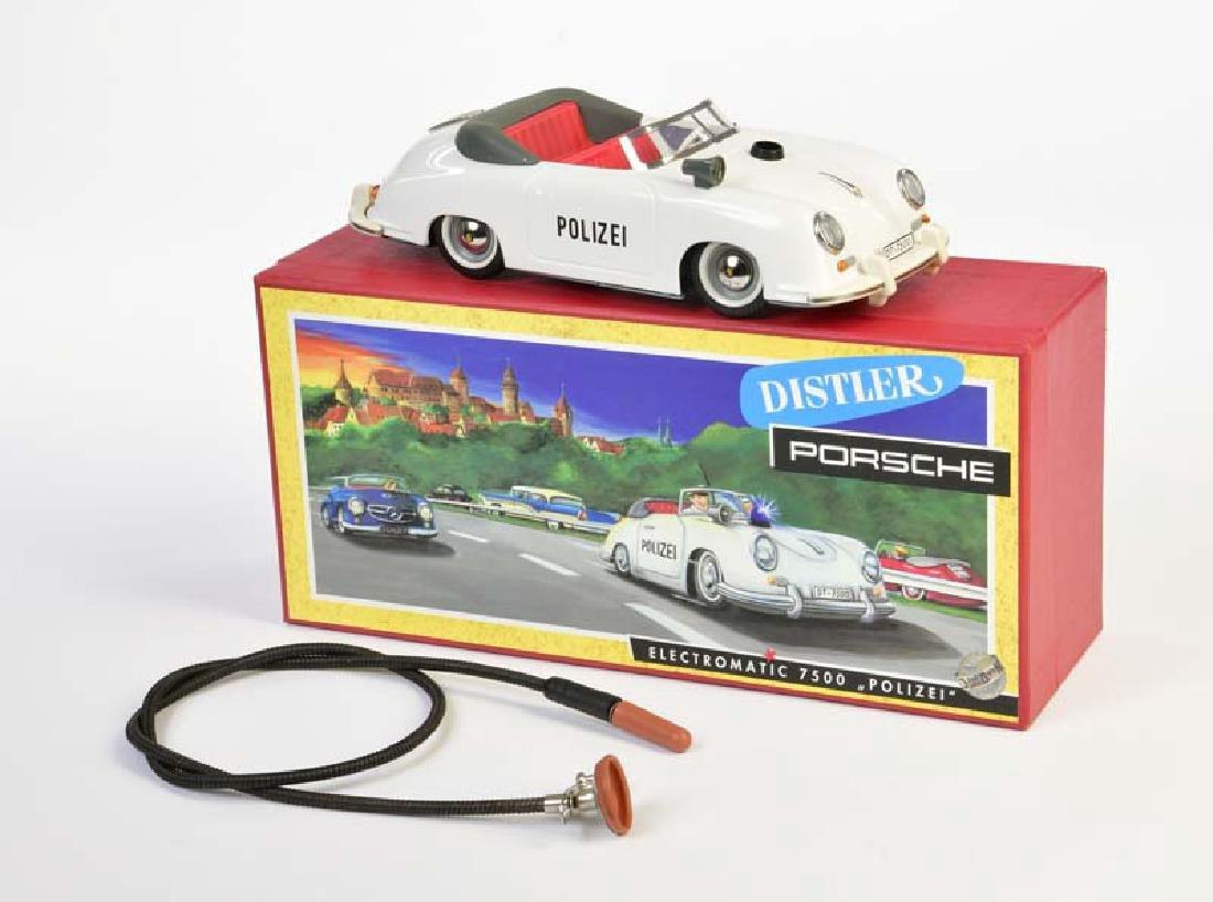 Schuco, Distler Porsche Polizei