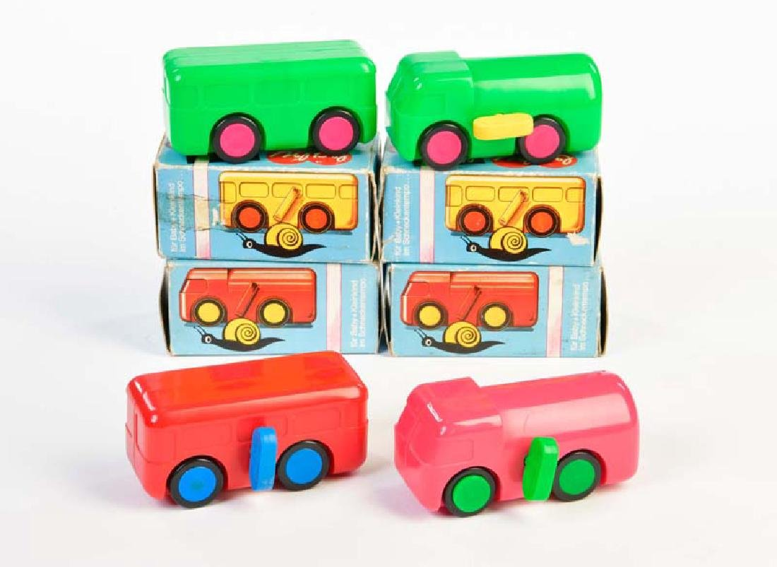 Schuco, 4 Baby Autos