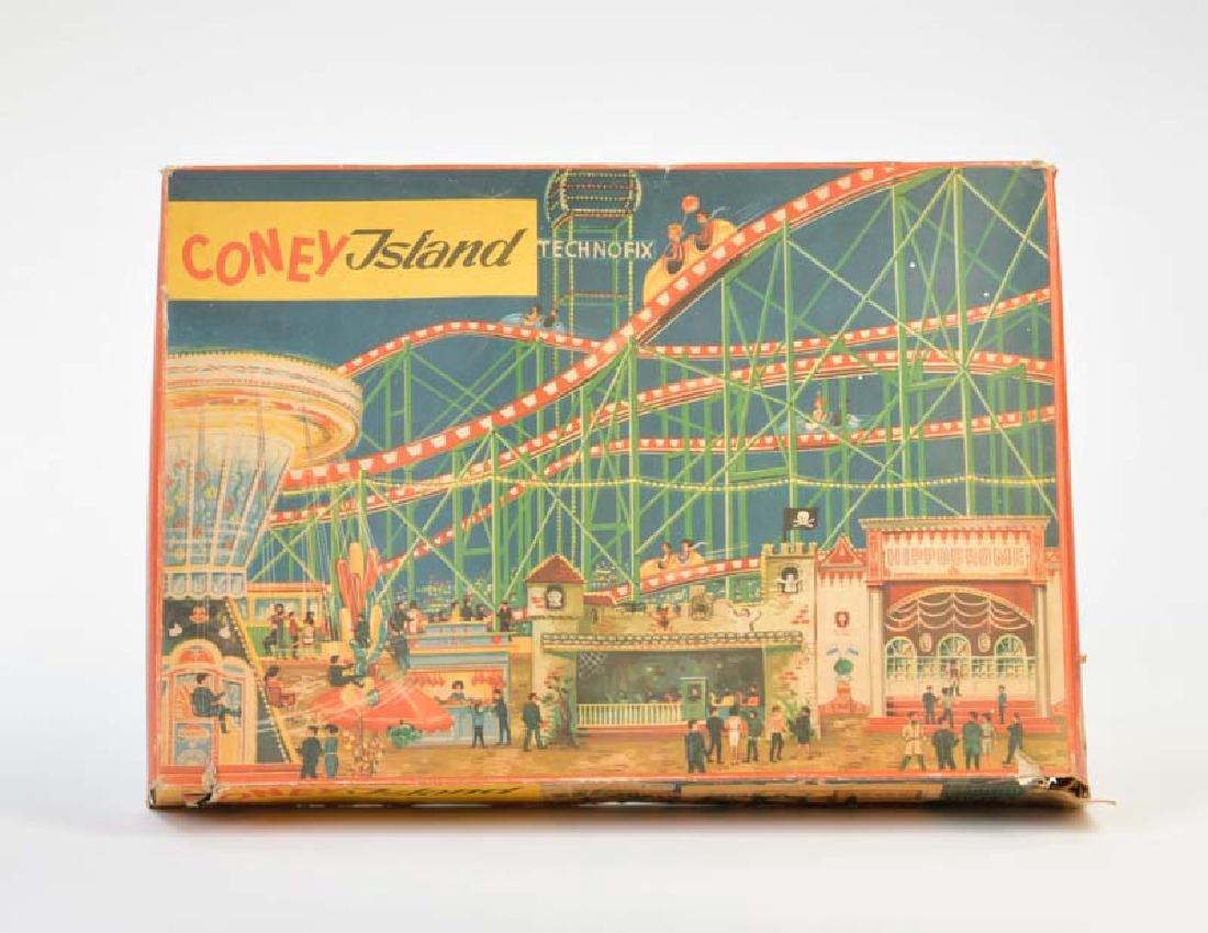 Technofix, Coney Island