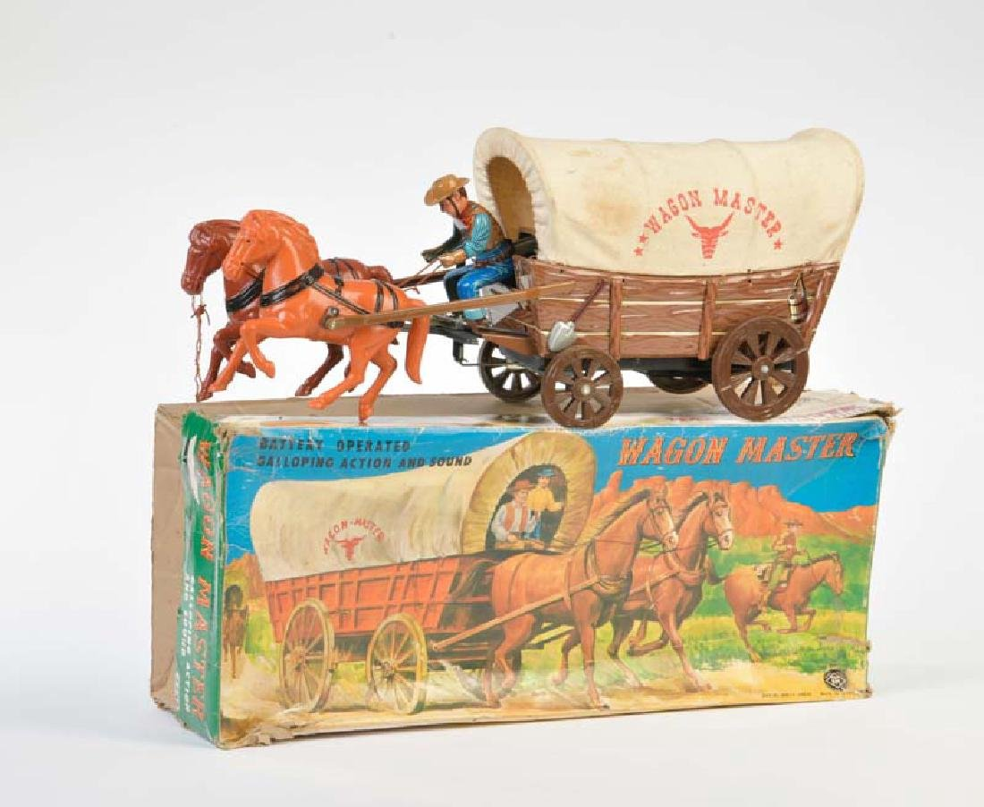 Modern Toys, Westernkutsche
