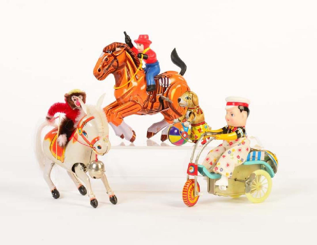 Konvolut Spielzeug, meist China