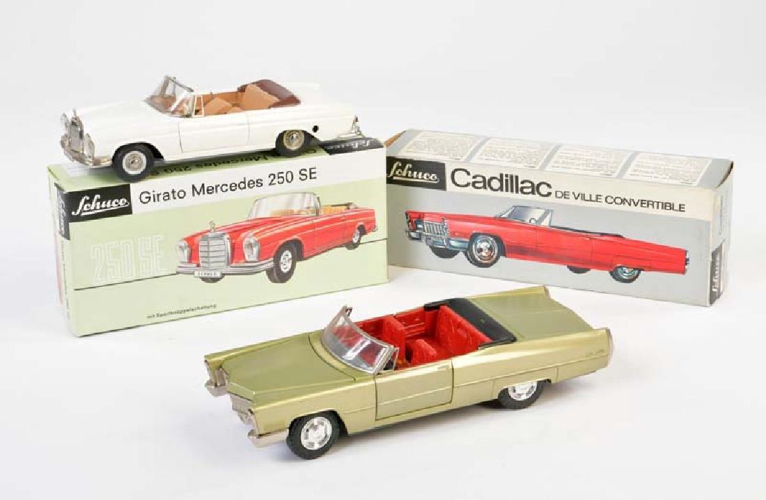 Schuco, Cadillac + Girato
