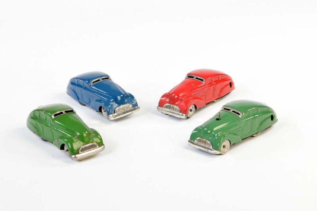 4 Limousinen, Schuco Kopien