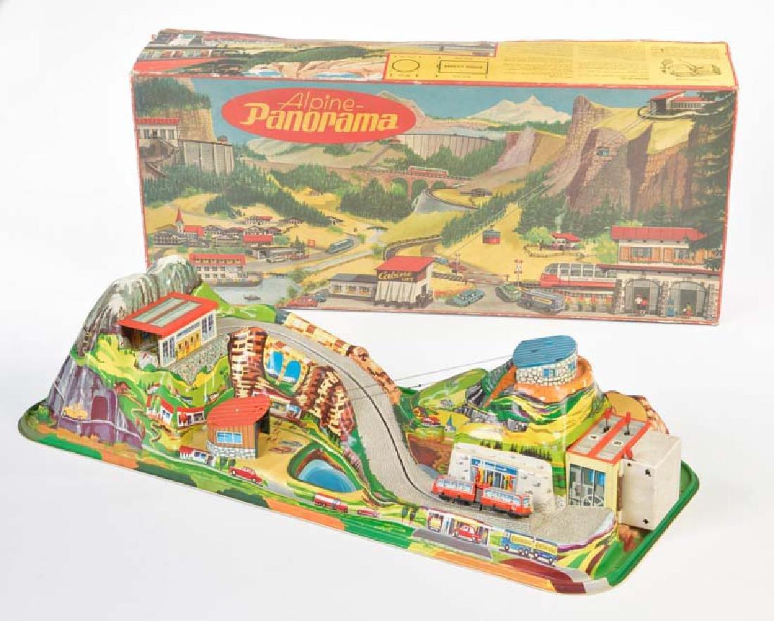 Technofix, Alpine Panorama