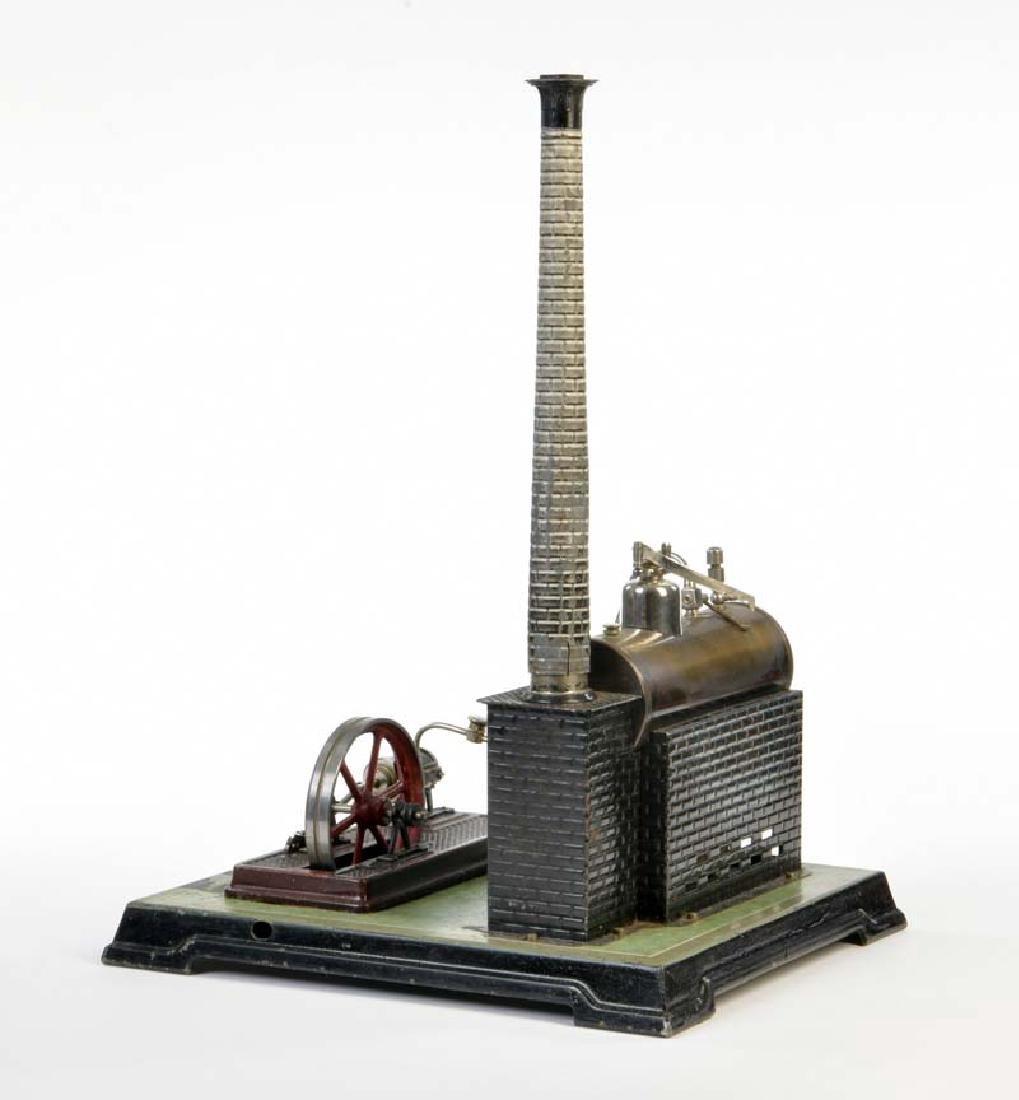 Bing, Dampfmaschine