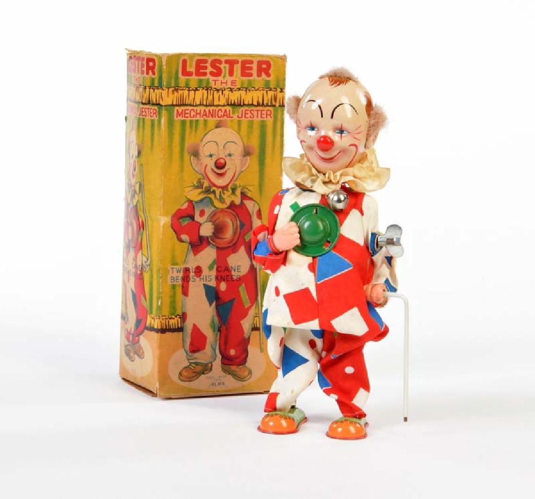 "Alps, Clown ""Lester"""