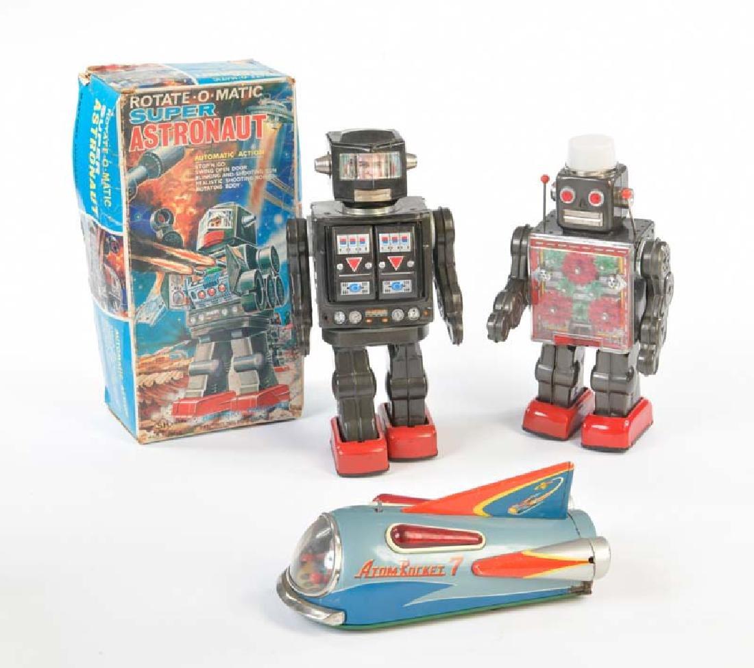 Modern Toys u.a., Konvolut Space Toys