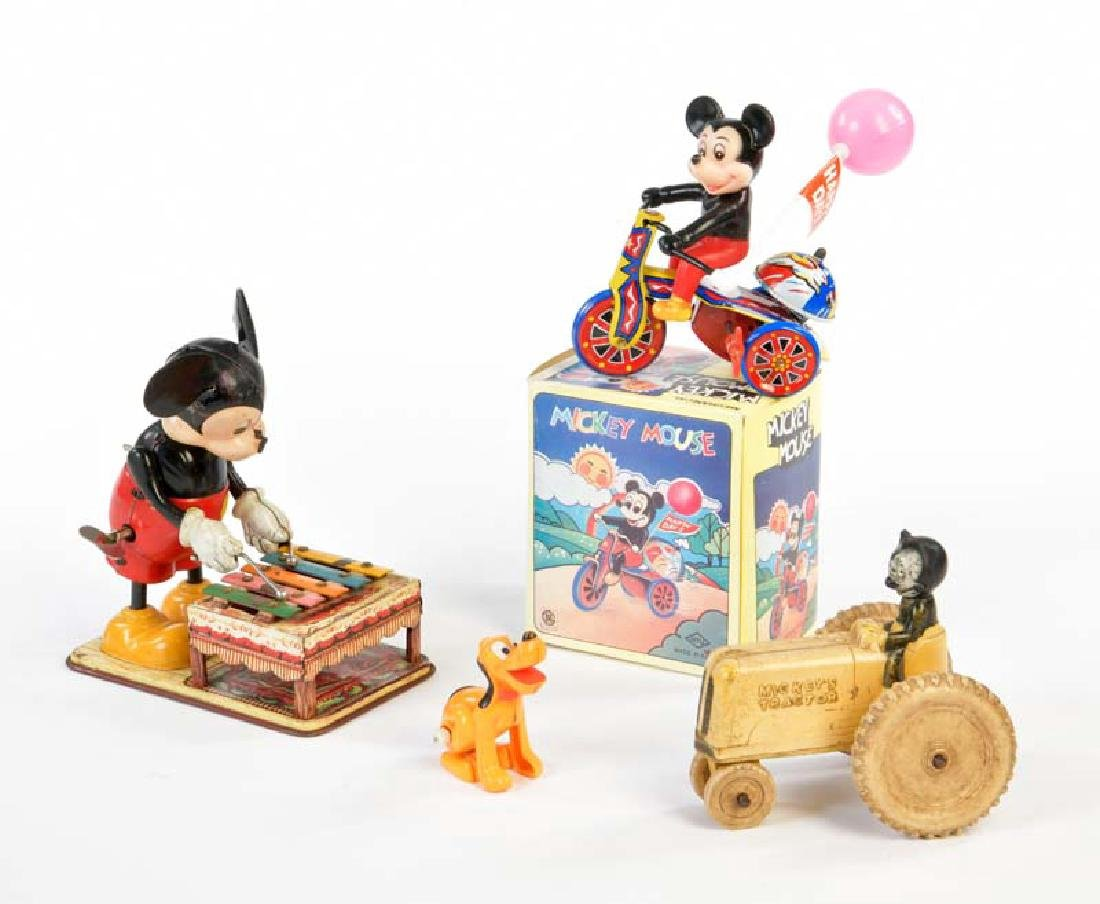 Marx u.a., Konvolut Mickey Mouse
