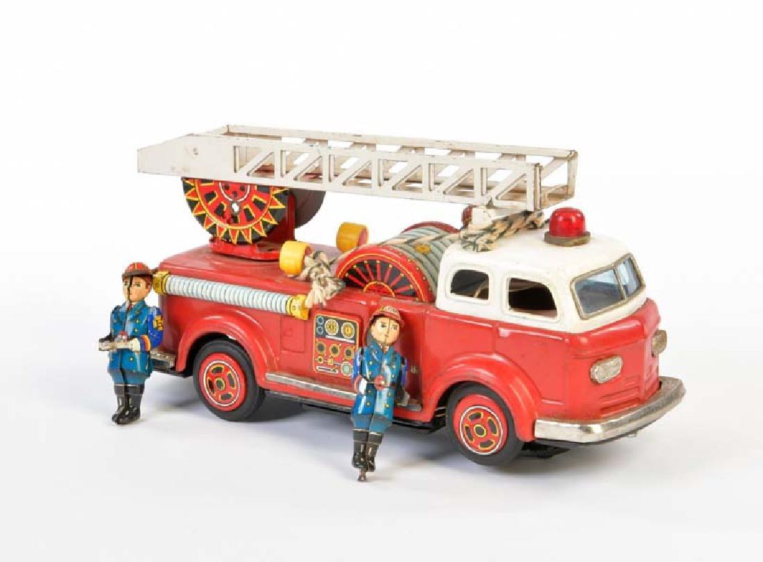 K.O., Fire Truck