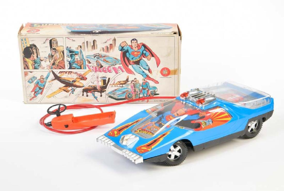 Reel, Superman Car