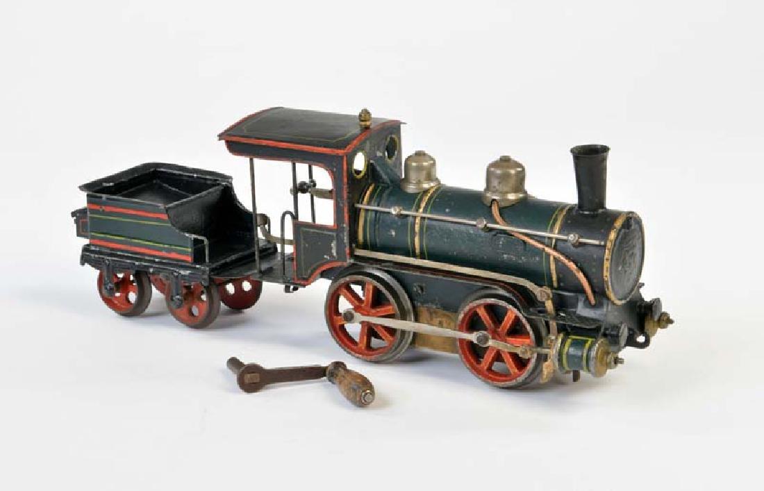 Marklin, Express Lok 1022 Spur 2, um 1900