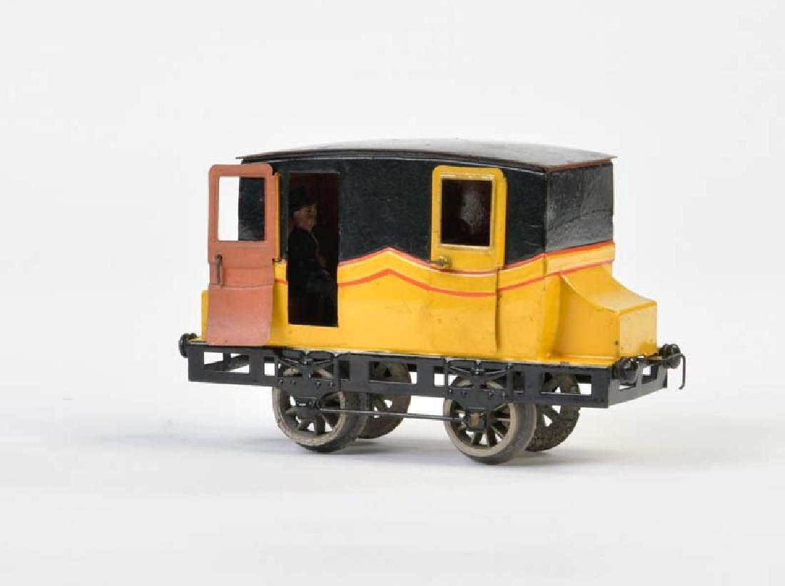 Marklin, Adler Zug (geschlossener Personenwagen mit 4
