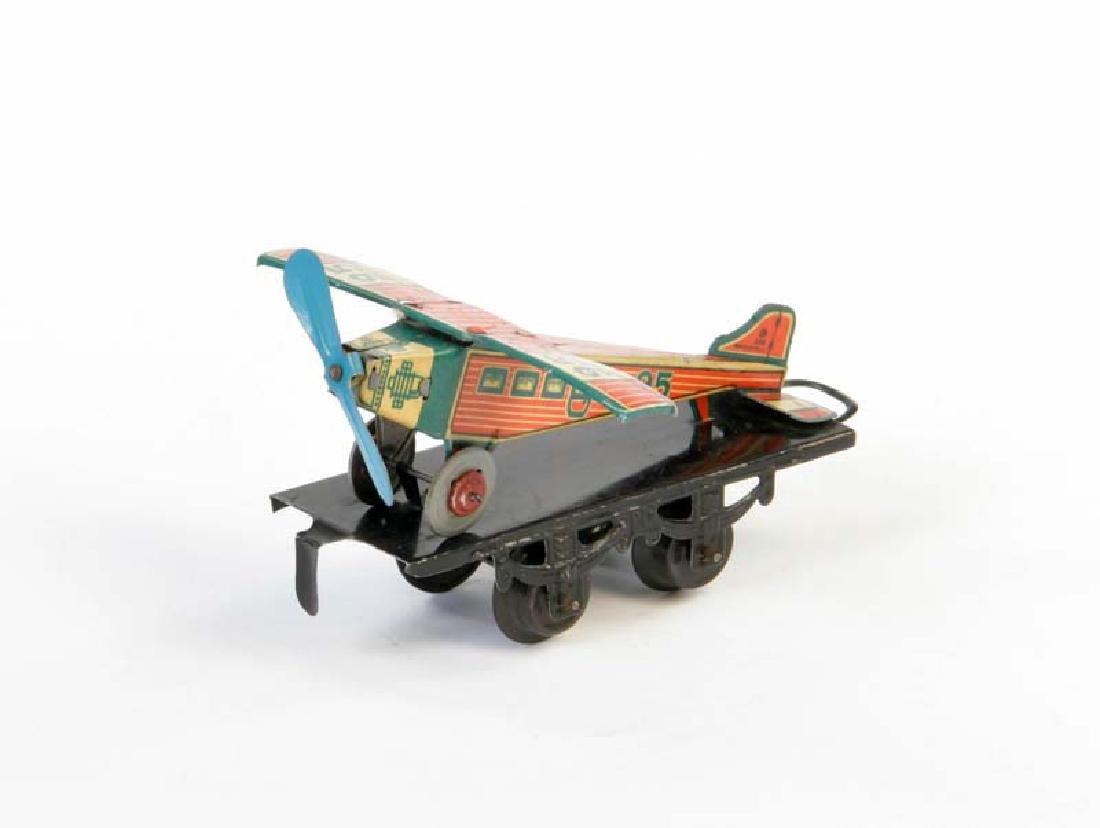 Bub, Plattformwagen + CKO Flugzeug