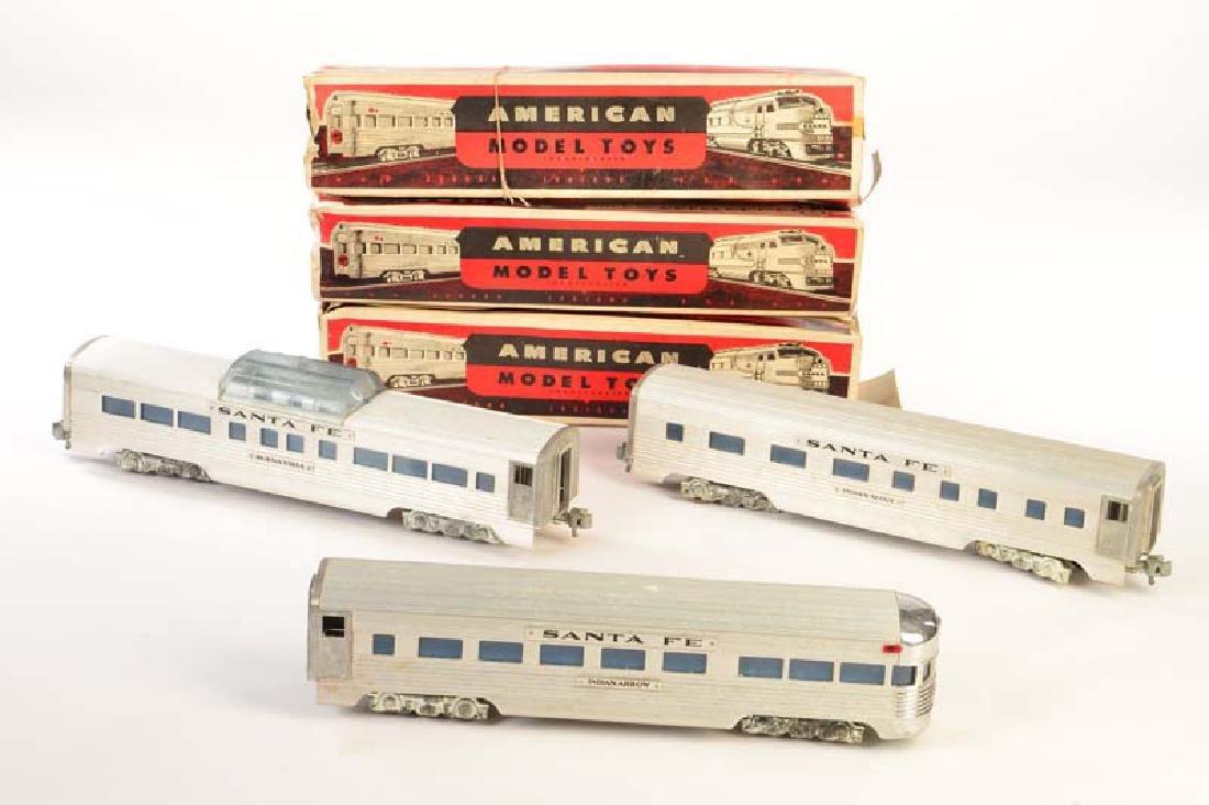American Model Toys, 3 teiliger Triebwagen