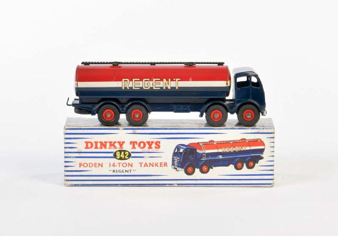 Dinky Toys, Tankwagen