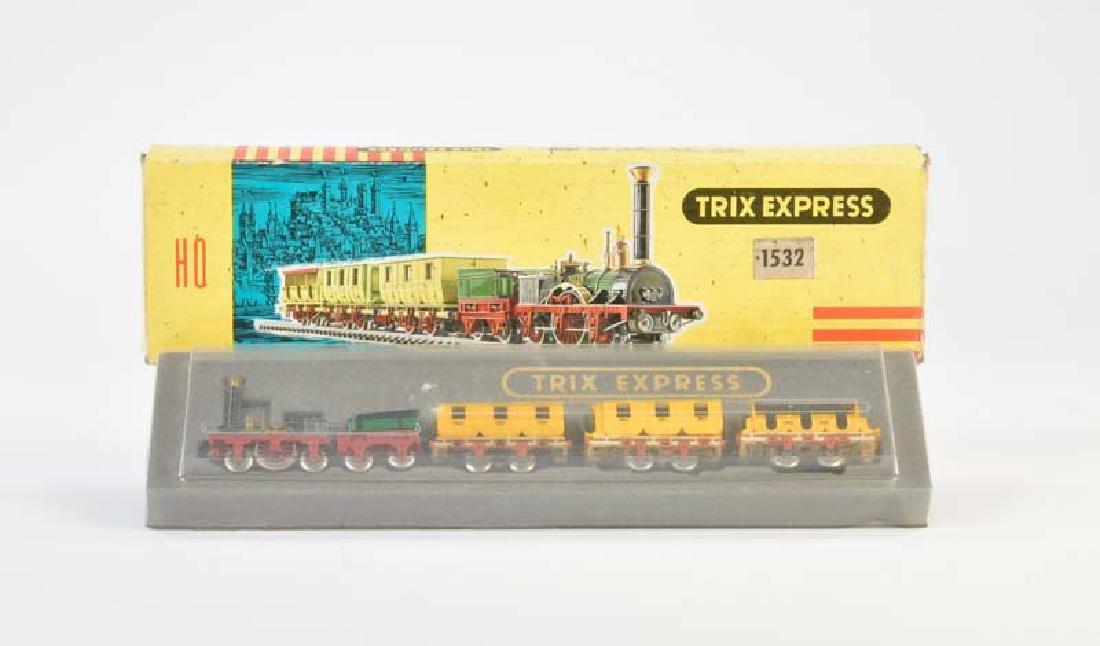 Trix Express. Adler Zug Packung
