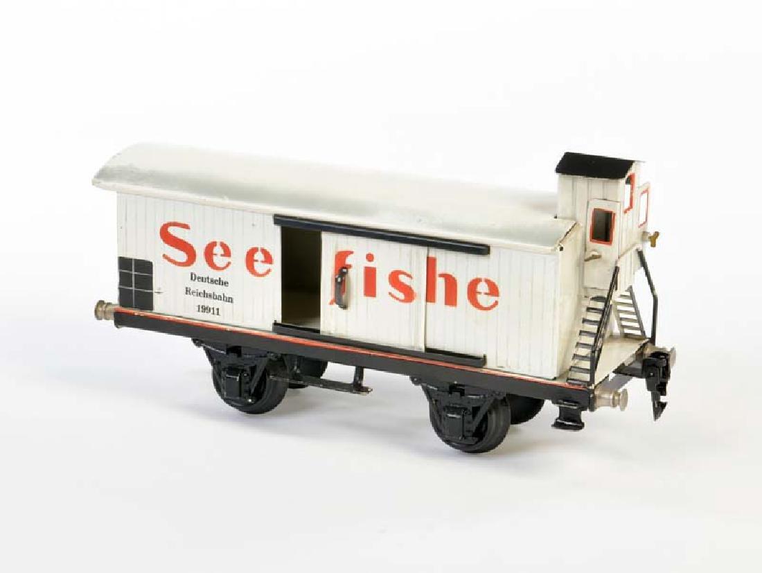 Marklin, Seefisch Wagen