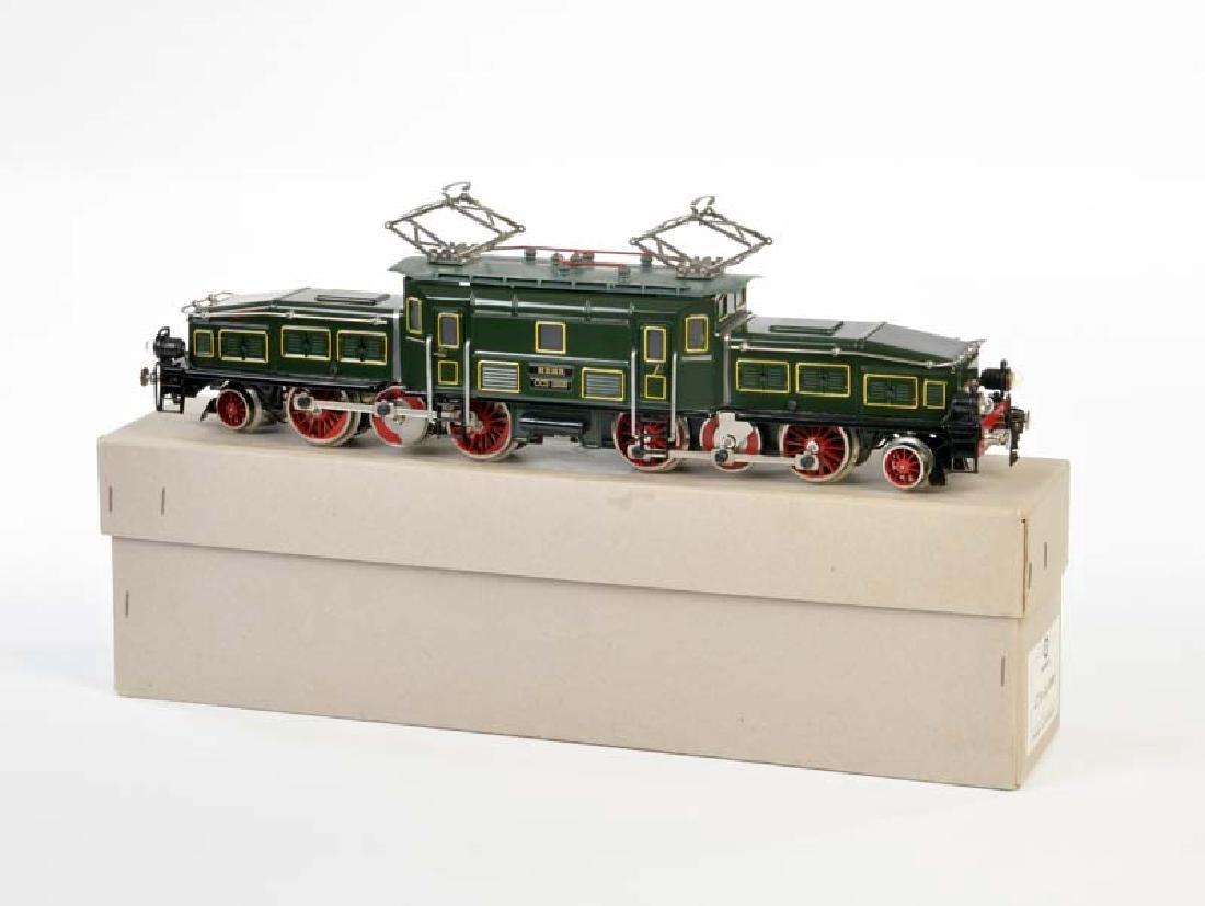 """Hehr, Gotthardlokomotive """"Krokodil"""""""