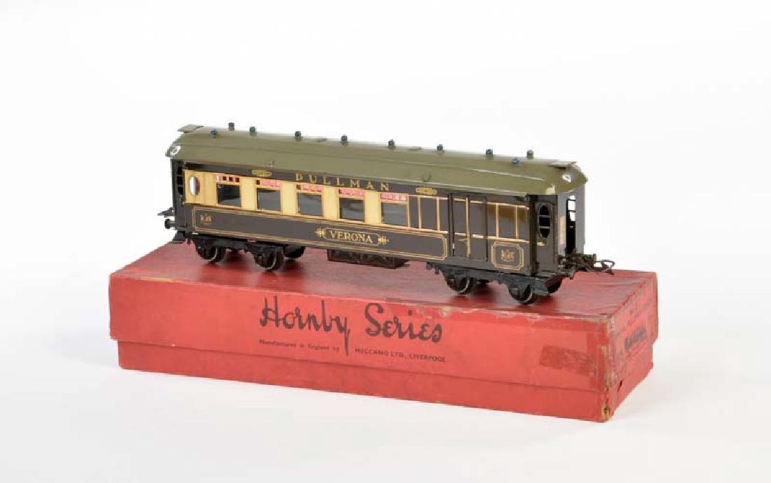 Hornby, Pullmann Wagen