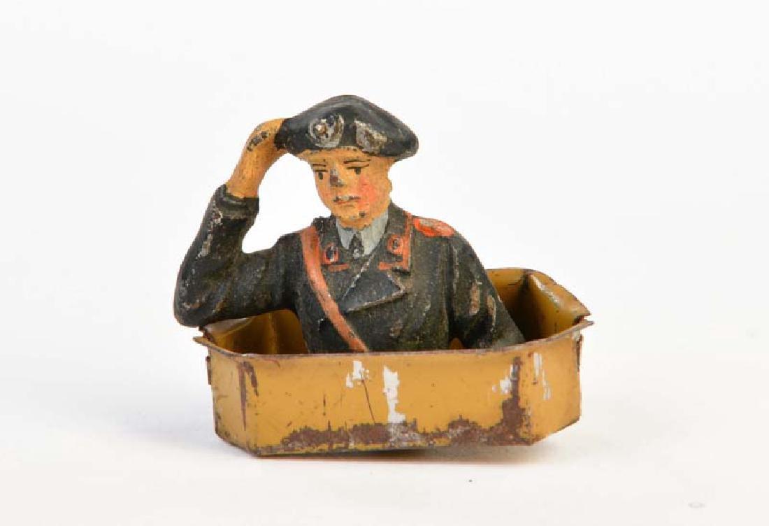 Elastolin, Panzer Kommandant