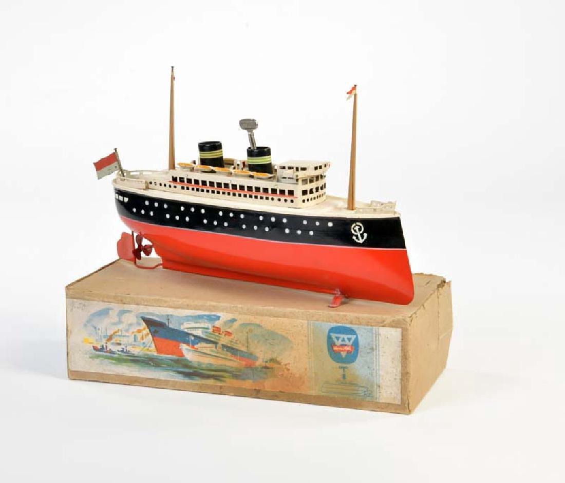 Arnold, Passagierschiff