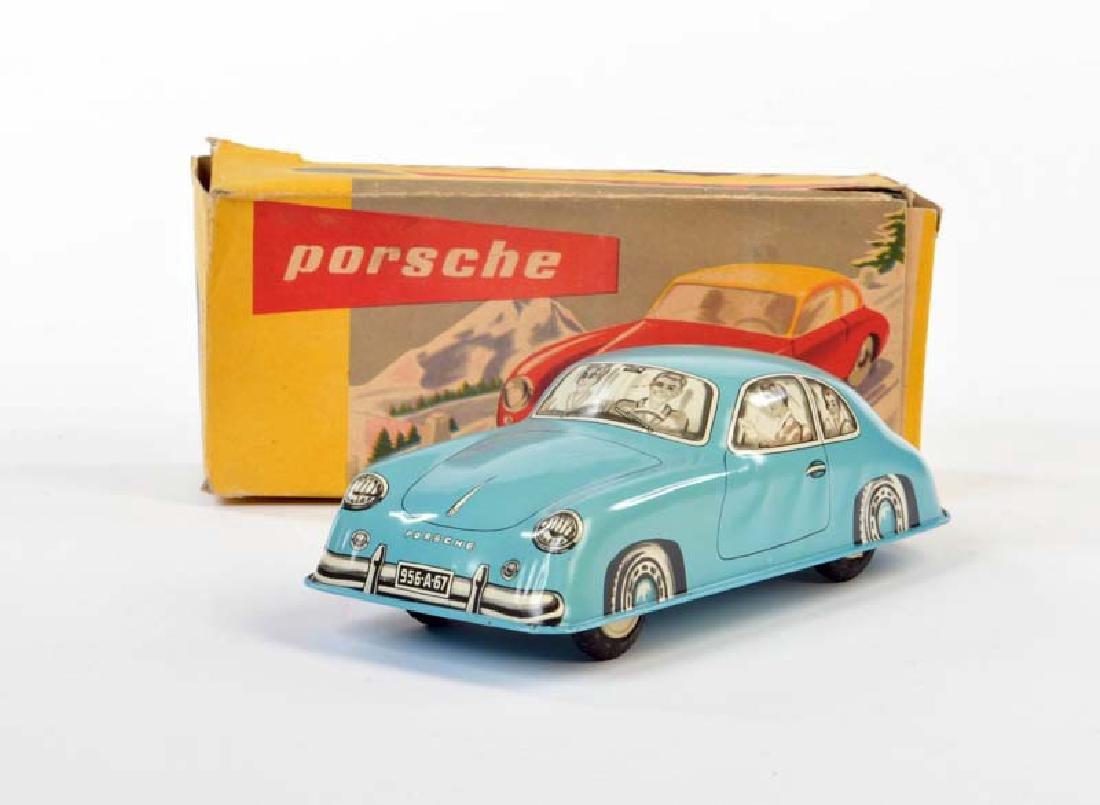 Joustra, Porsche 356