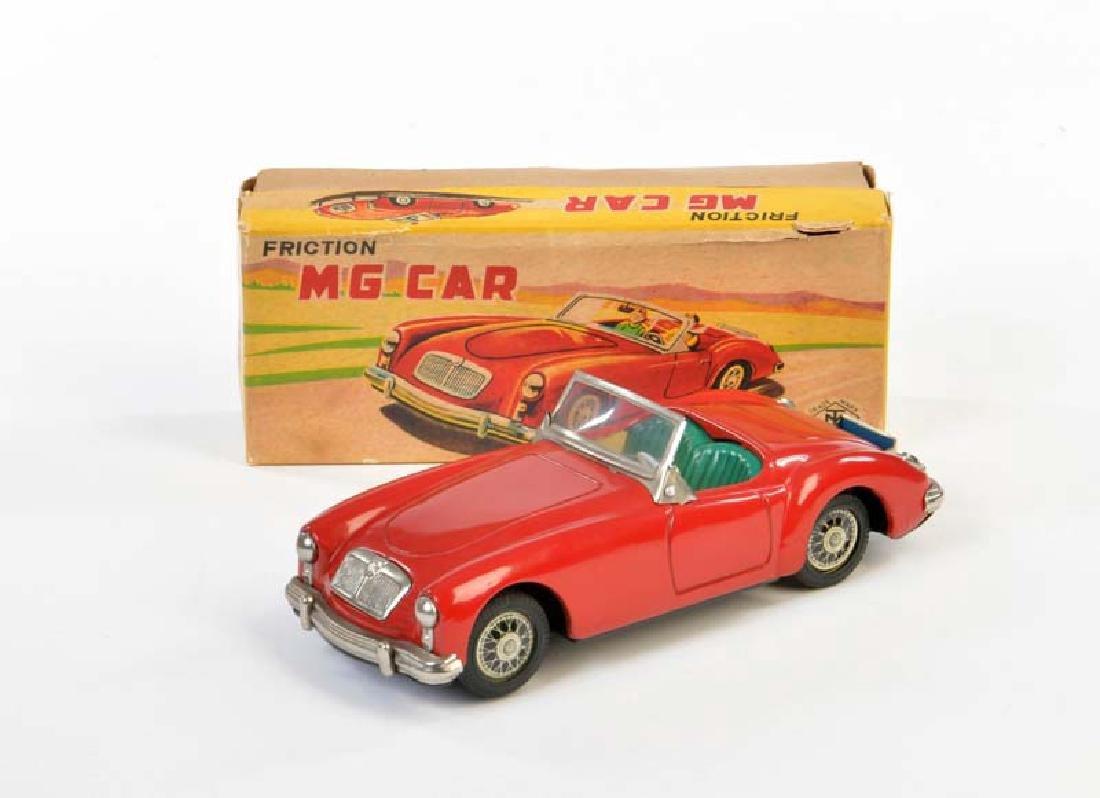 Modern Toys, MG Car