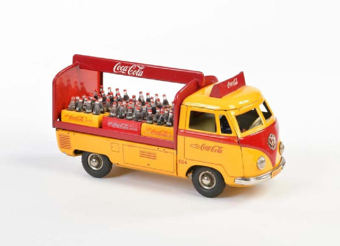 Tippco, Coca Cola Bus