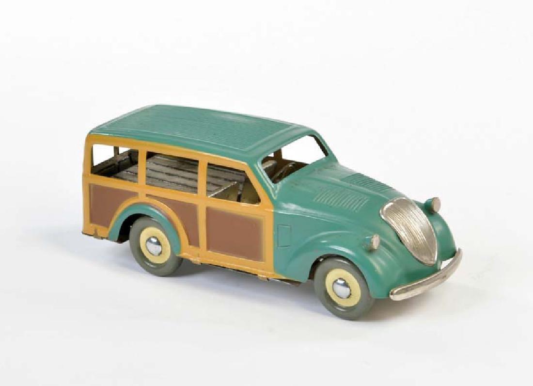 MLB, Fiat 500 A Giardiniera Woody