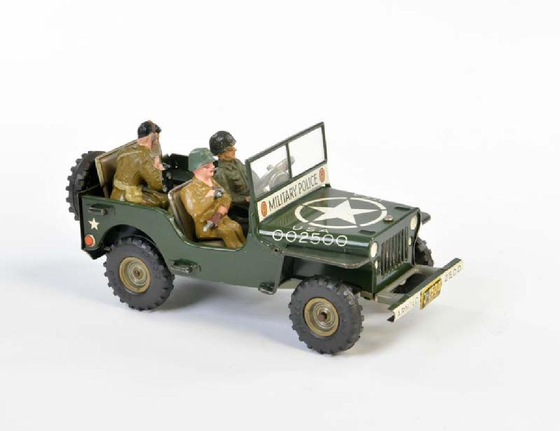 Arnold, Jeep