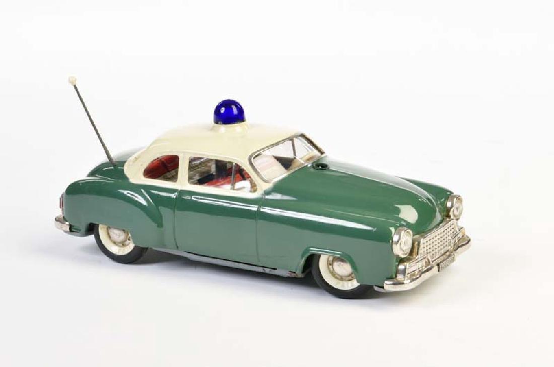 Schuco, Alarm Car