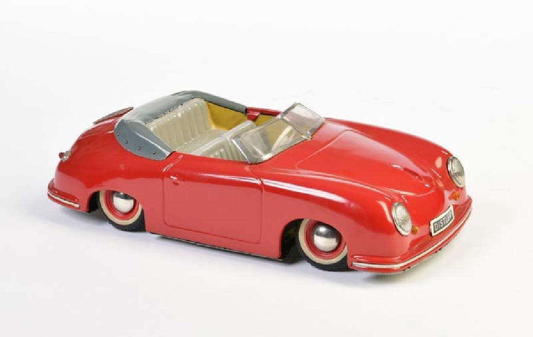 Distler, Porsche