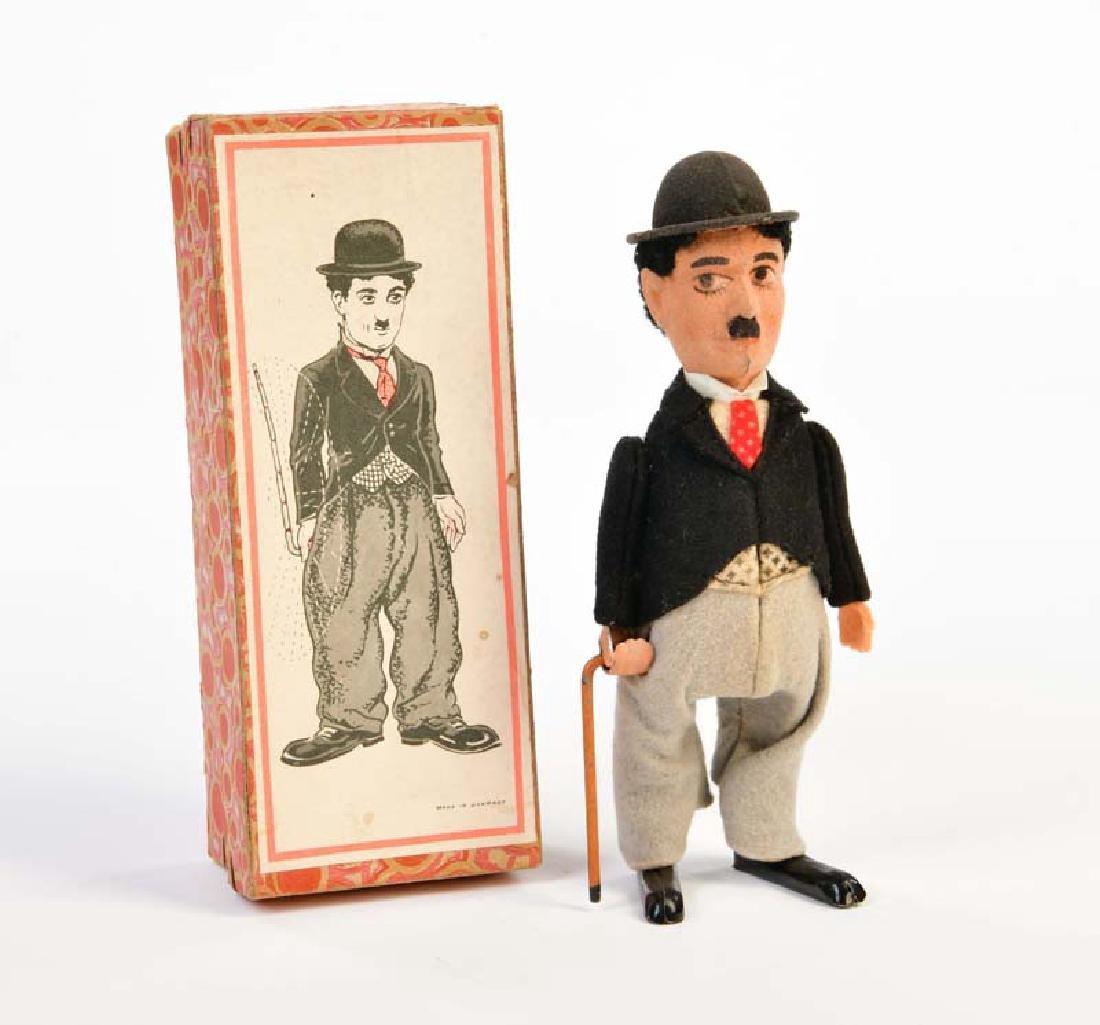 Schuco, Charly Chaplin