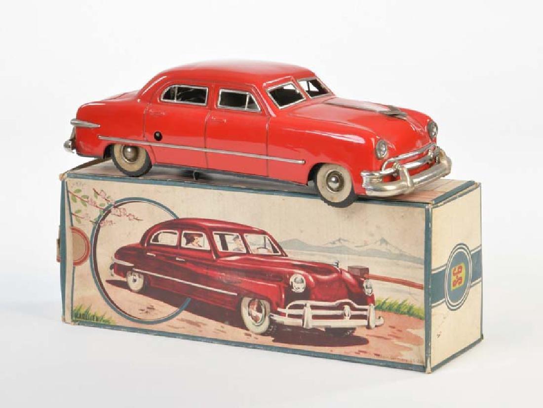 Guenthermann, Packard