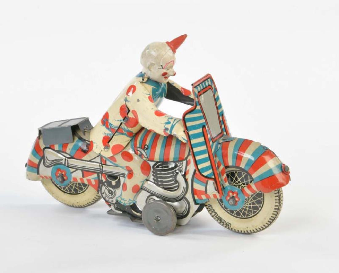 Mettoy, Clown Motorrad