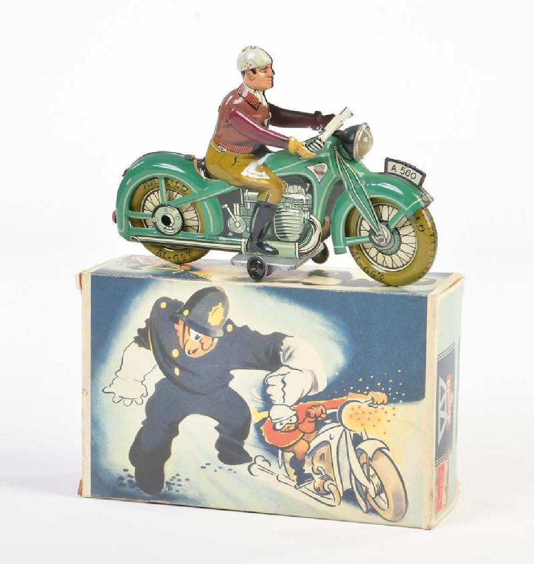 Arnold, Motorrad A 560