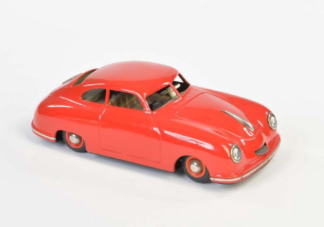 JNF, Prototyp Porsche