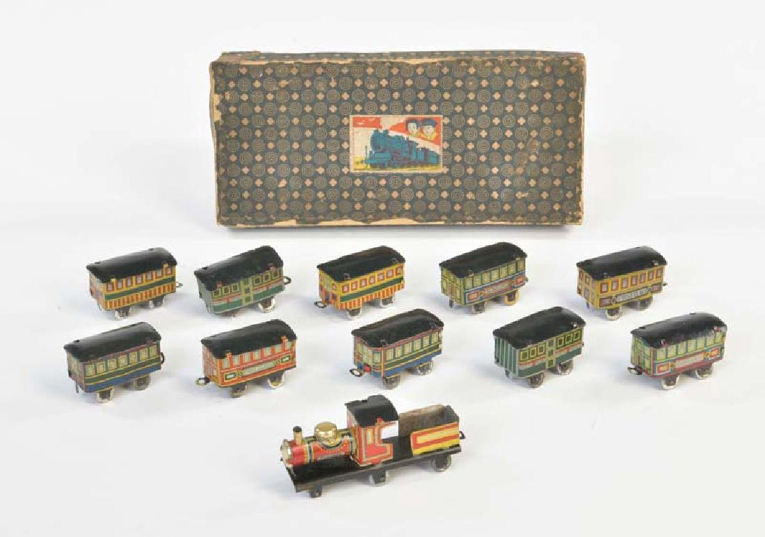 Pennytoy, Train Set