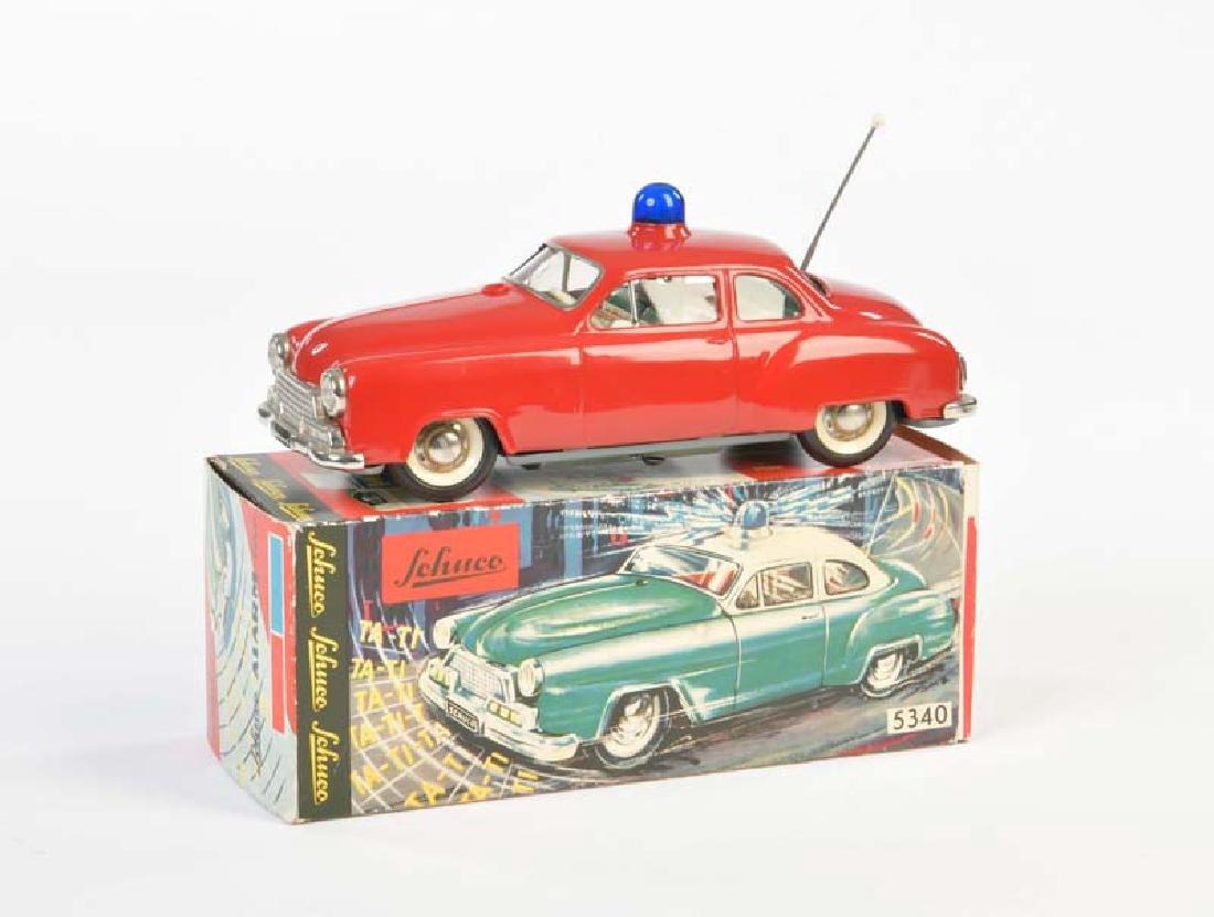 Reprobox für das Schuco Alarm-Car 5340