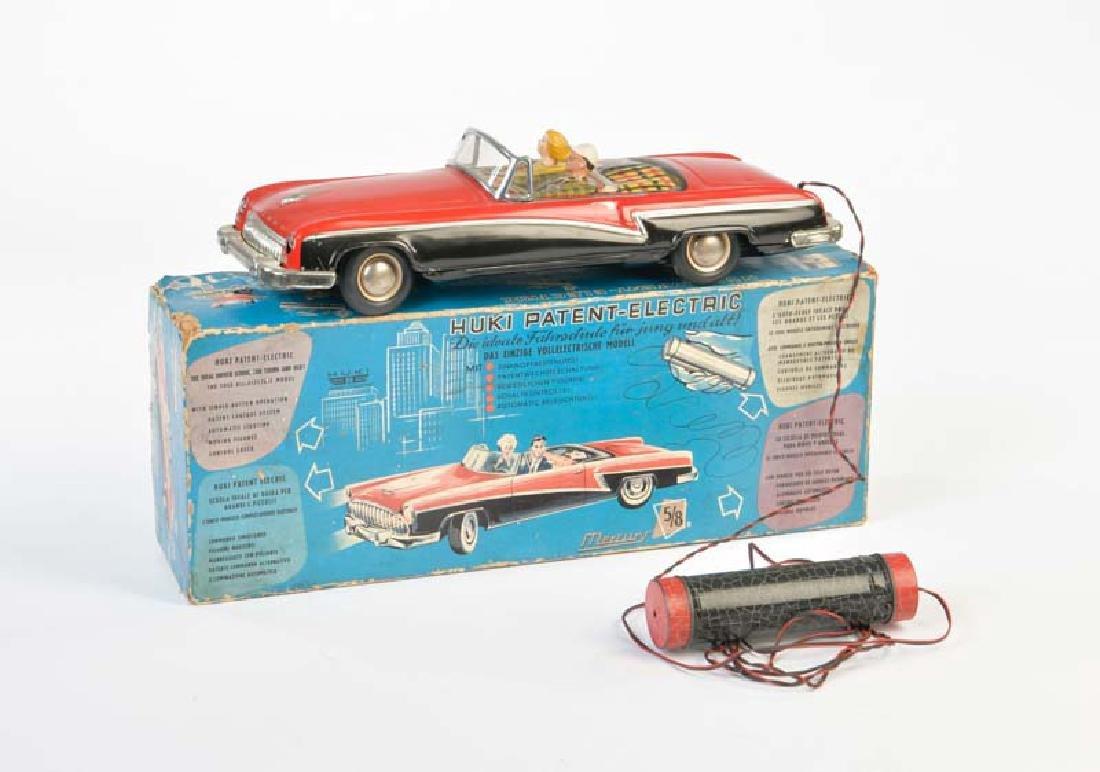 Huki, Mercury Cabriolet