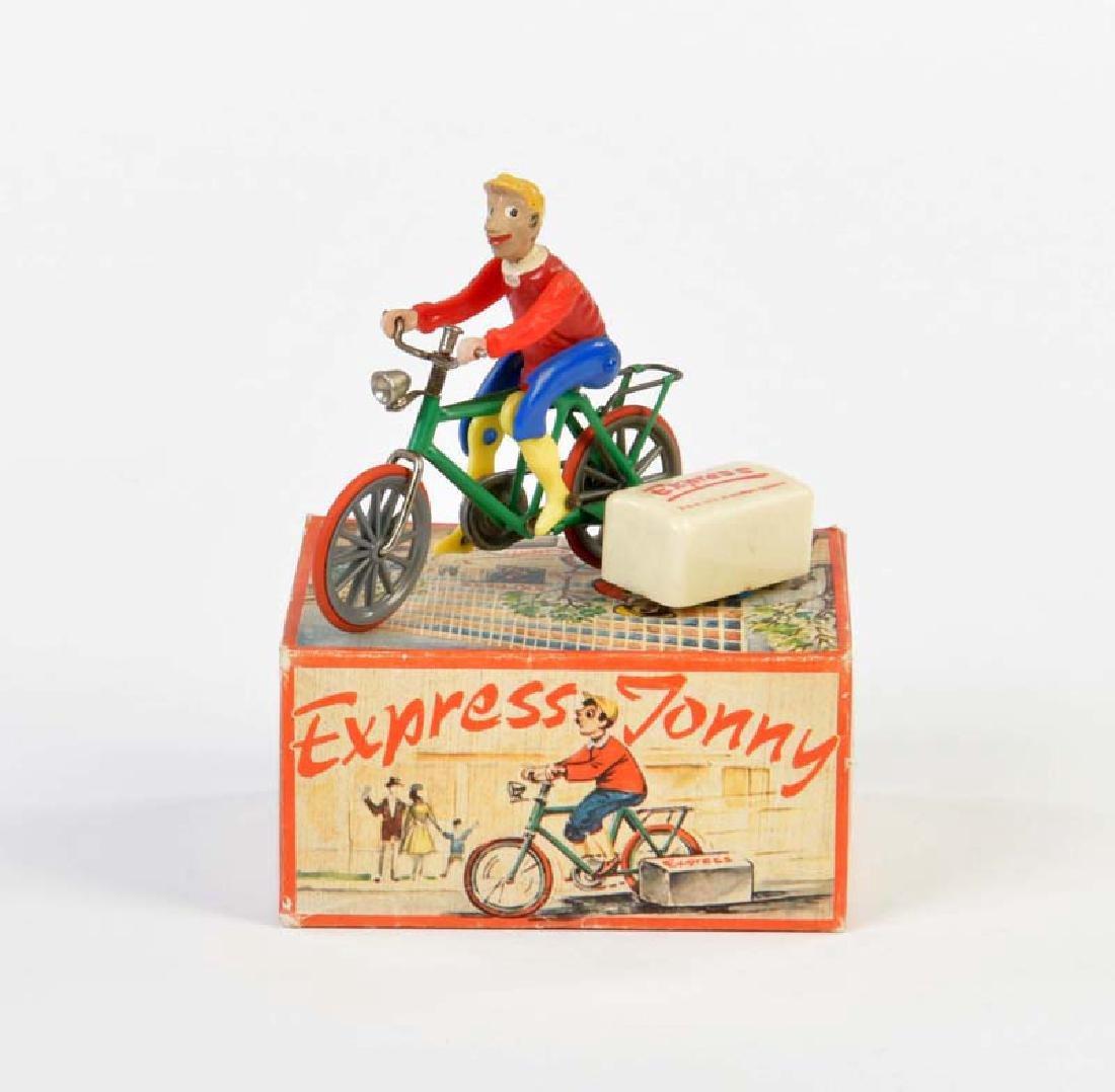 Ruehl, Express Jonny