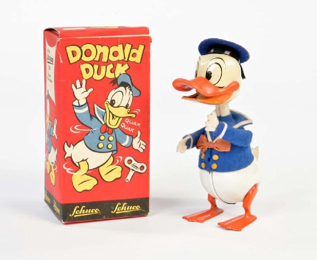Schuco, Donald