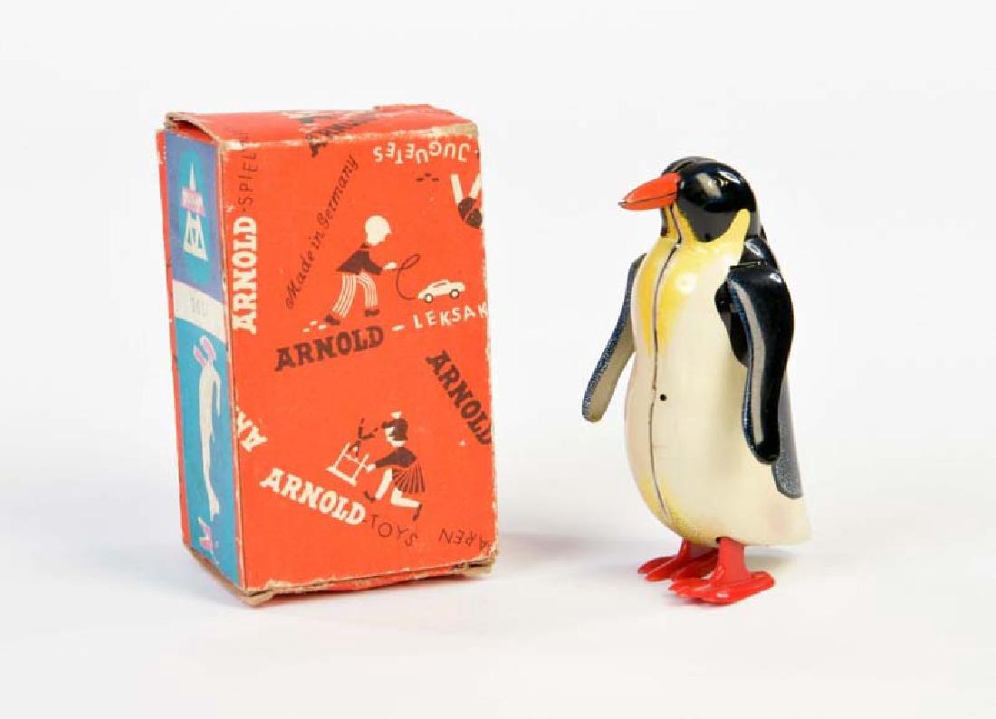 Arnold, Pinguin