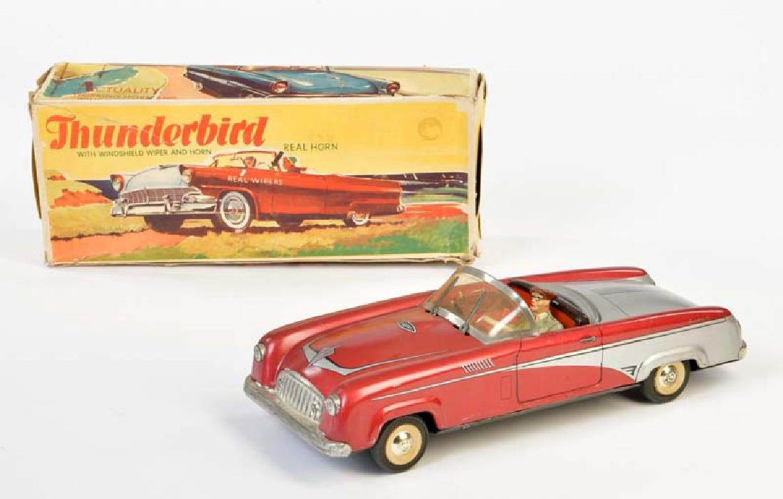 Niedermeier, Thunderbird