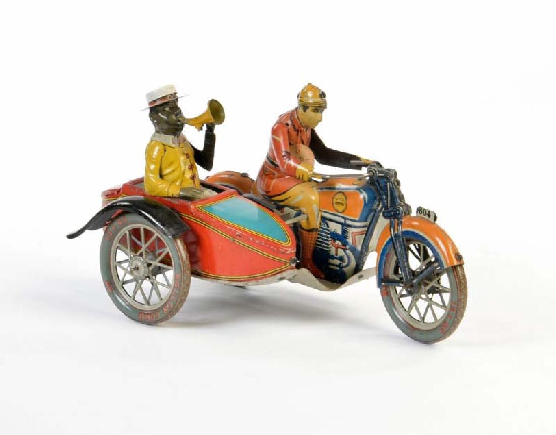 Paya, Beiwagen Motorrad