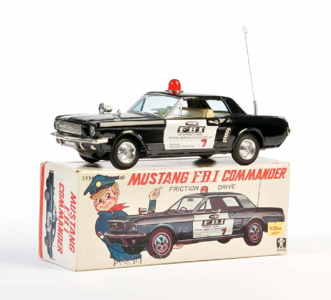 Bandai, Mustang FBI Commander