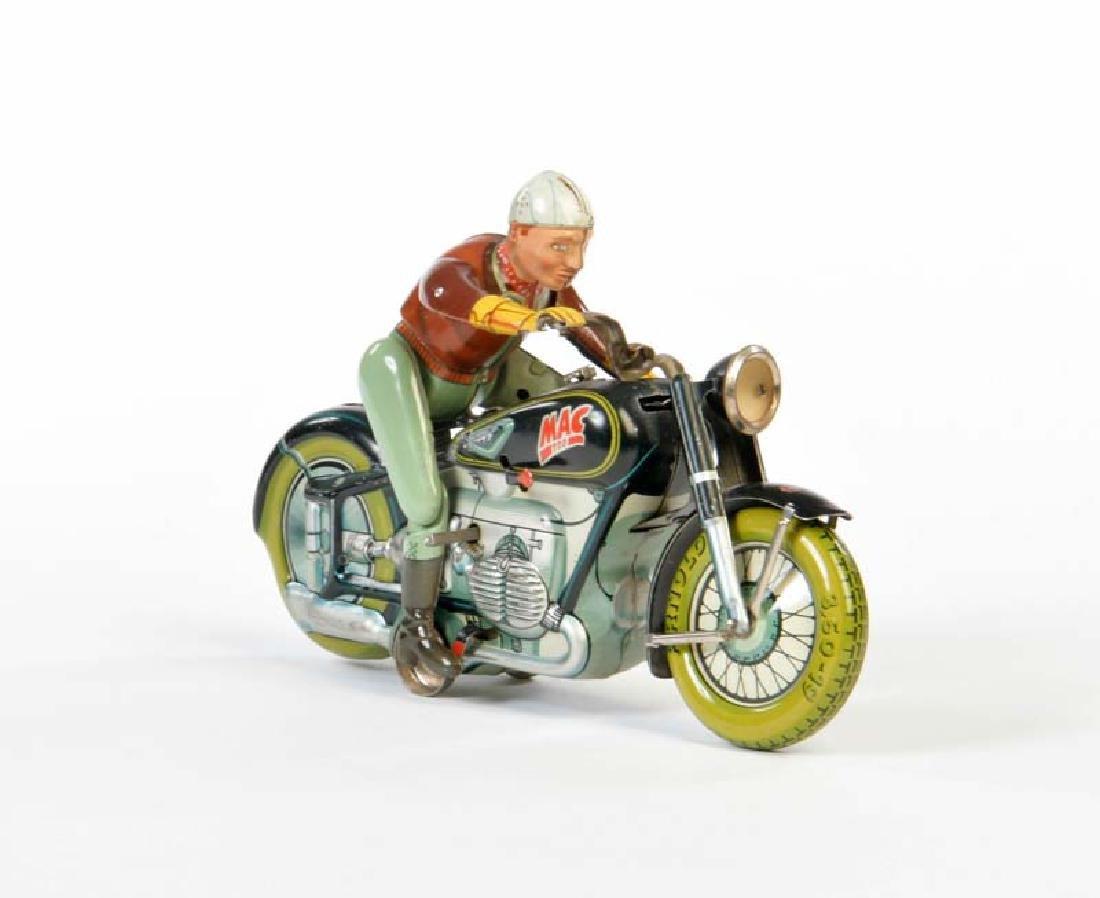Arnold, Motorrad MAC