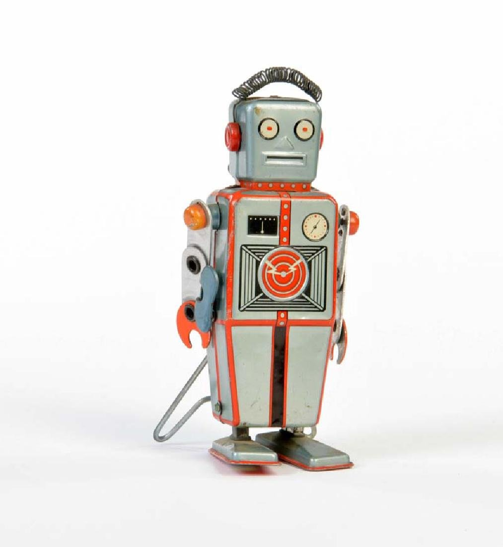 Linemar, Easelback Robot