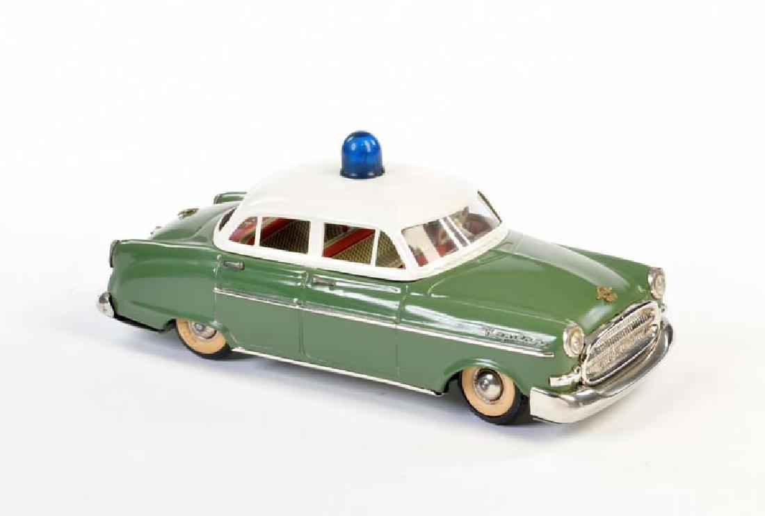 Gama, Opel Polizei